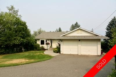Williams Lake House/Single Family for sale:  3 bedroom 2,600 sq.ft. (Listed 2018-08-10)