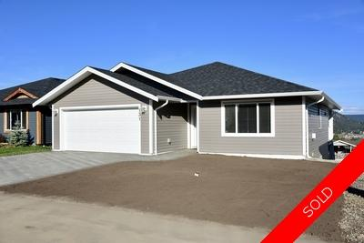 Williams Lake House/Single Family for sale:  2 bedroom 2,500 sq.ft. (Listed 2018-09-13)