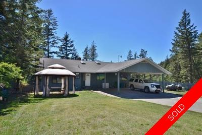 Williams Lake House/Single Family for sale:  4 bedroom  (Listed 2018-10-24)