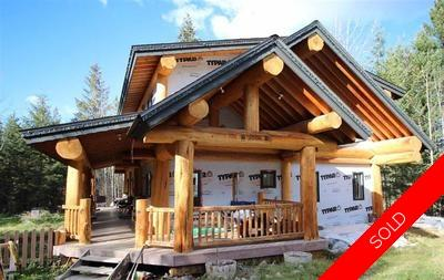 Williams Lake House with Acreage for sale:  5 bedroom 2,450 sq.ft. (Listed 2018-11-15)