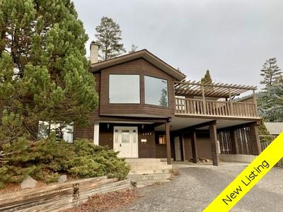 Williams Lake House/Single Family for sale:  3 bedroom 2,270 sq.ft. (Listed 2019-11-06)