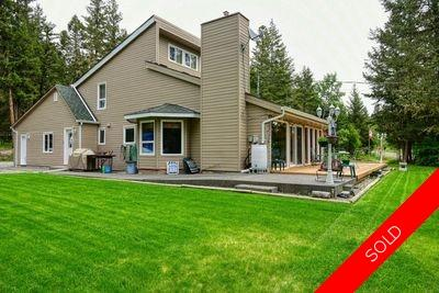 Williams Lake House with Acreage for sale:  4 bedroom 2,840 sq.ft. (Listed 2020-06-09)