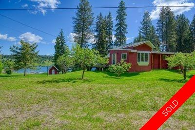 Williams Lake Manufactured with Land for sale:  3 bedroom 2,112 sq.ft. (Listed 2020-06-17)