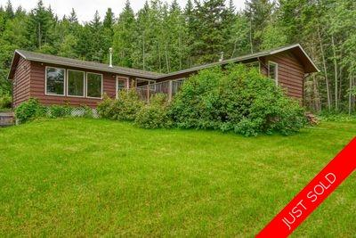 Williams Lake House with Acreage for sale:  5 bedroom 2,940 sq.ft. (Listed 2020-07-17)