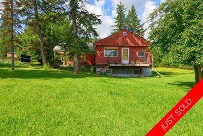 Williams Lake House/Single Family for sale:  3 bedroom 2,520 sq.ft. (Listed 2020-07-23)