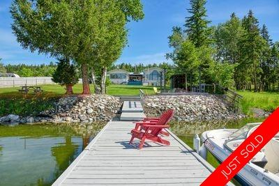 Williams Lake House with Acreage for sale:  3 bedroom 2,700 sq.ft. (Listed 2020-07-29)