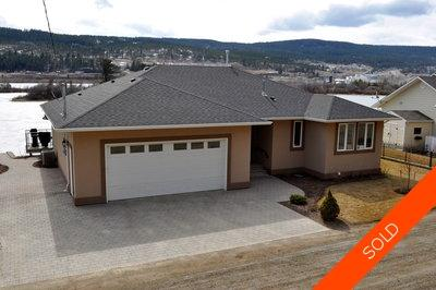 Williams Lake House/Single Family for sale:  3 bedroom 2,872 sq.ft. (Listed 2012-04-02)