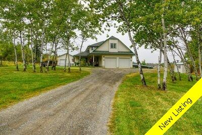 Williams Lake House with Acreage for sale:  4 bedroom 4,030 sq.ft. (Listed 2020-09-16)