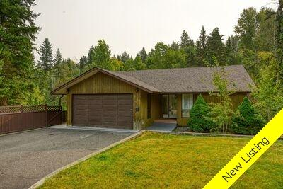 Williams Lake House with Acreage for sale:  4 bedroom 2,580 sq.ft. (Listed 2020-09-17)