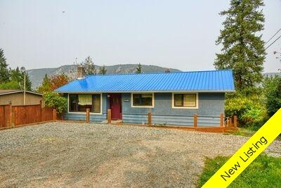 Williams Lake House with Acreage for sale:  5 bedroom 2,192 sq.ft. (Listed 2020-09-17)