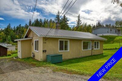 Williams Lake House/Single Family for sale:  2 bedroom 680 sq.ft. (Listed 2020-09-27)