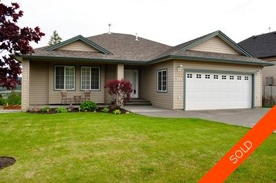 Williams Lake House/Single Family for sale:  4 bedroom 2,655 sq.ft. (Listed 2012-06-07)