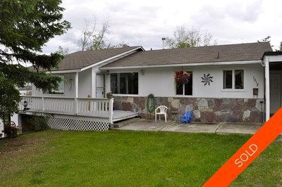 Williams Lake House/Single Family for sale:  3 bedroom 1,495 sq.ft. (Listed 2012-07-01)