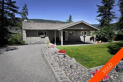 Williams Lake House/Single Family for sale:  5 bedroom 2,660 sq.ft. (Listed 2012-07-14)
