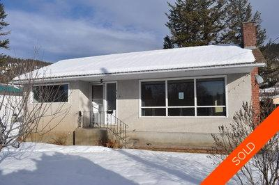 Williams Lake House/Single Family for sale:  4 bedroom 1,750 sq.ft. (Listed 2011-01-25)