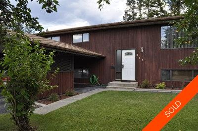 Williams Lake House/Single Family for sale:  5 bedroom 2,368 sq.ft. (Listed 2012-08-08)