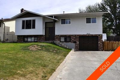 Williams Lake House/Single Family for sale:  4 bedroom 1,970 sq.ft. (Listed 2012-08-27)