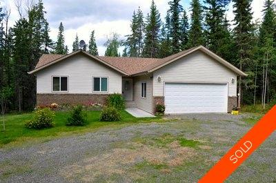 Williams Lake House with Acreage for sale:  3 bedroom 2,040 sq.ft. (Listed 2012-09-04)