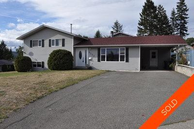 Williams Lake House/Single Family for sale:  3 bedroom 1,885 sq.ft. (Listed 2012-10-01)
