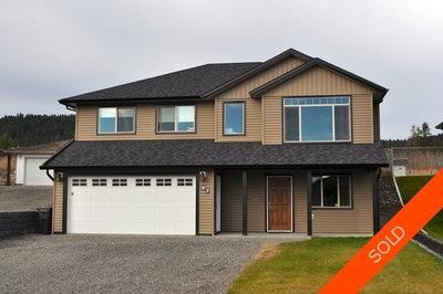 Williams Lake House/Single Family for sale:  4 bedroom 1,990 sq.ft. (Listed 2012-10-15)