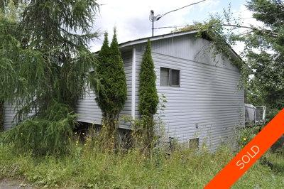 Williams Lake House/Single Family for sale:   1,100 sq.ft. (Listed 2012-10-25)
