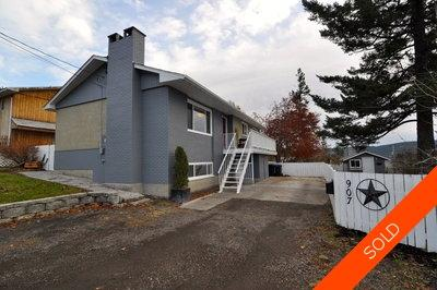Williams Lake House/Single Family for sale:  5 bedroom 2,300 sq.ft. (Listed 2012-11-05)