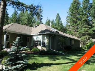 Williams Lake House/Single Family for sale:  3 bedroom 1,601 sq.ft. (Listed 2012-09-05)