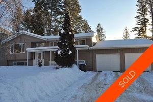 Williams Lake House/Single Family for sale:  4 bedroom 2,320 sq.ft. (Listed 2013-01-14)
