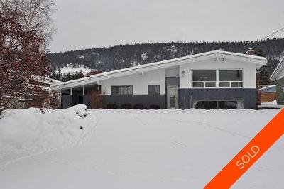 Williams Lake House/Single Family for sale:  3 bedroom 1,771 sq.ft. (Listed 2013-01-17)