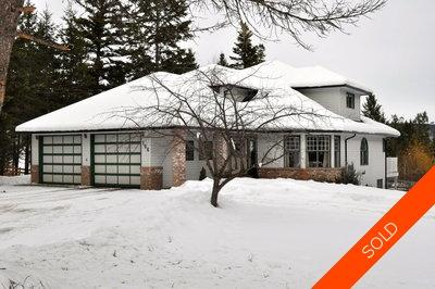 Williams Lake House with Acreage for sale:  4 bedroom 3,490 sq.ft. (Listed 2013-02-08)
