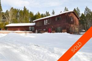 Williams Lake House with Acreage for sale:  4 bedroom 3,240 sq.ft. (Listed 2013-02-13)