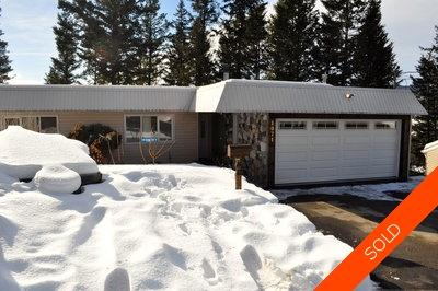 Williams Lake House/Single Family for sale:  4 bedroom 3,500 sq.ft. (Listed 2013-02-13)