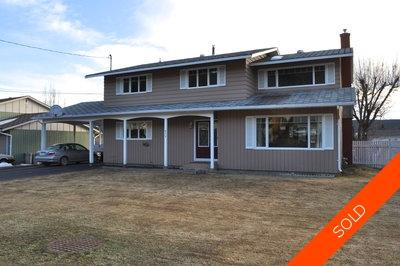 Williams Lake House/Single Family for sale:  4 bedroom 3,078 sq.ft. (Listed 2013-03-27)