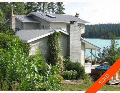 Williams Lake House/Single Family for sale:  4 bedroom 2 sq.ft. (Listed 2011-01-11)