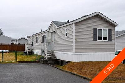 Williams Lake Manufactured for sale:  3 bedroom 924 sq.ft. (Listed 2013-04-05)