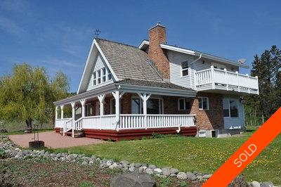 Williams Lake House with Acreage for sale:  3 bedroom 3,598 sq.ft. (Listed 2012-10-01)