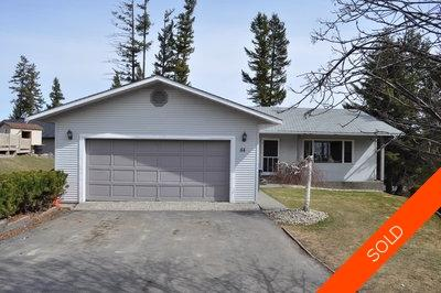 Williams Lake House/Single Family for sale:  5 bedroom 2,840 sq.ft. (Listed 2011-04-12)