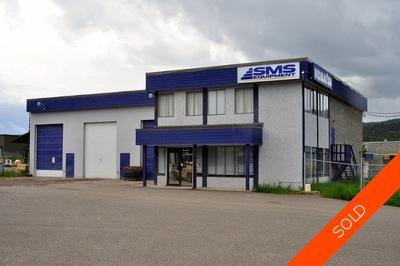 Williams Lake Commercial for sale:   47,480 sq.ft. (Listed 2013-08-22)