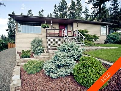 Williams Lake House/Single Family for sale:  3 bedroom 2,280 sq.ft. (Listed 2014-07-13)