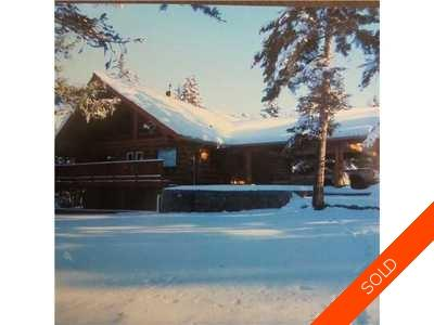 Williams Lake House with Acreage for sale:  4 bedroom 3,260 sq.ft. (Listed 2014-07-13)
