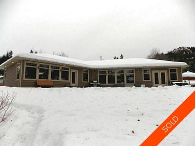 Williams Lake House/Single Family for sale:  4 bedroom 2,400 sq.ft. (Listed 2014-07-13)