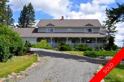 Williams Lake House with Acreage for sale:  6 bedroom 7,018 sq.ft. (Listed 2014-07-24)