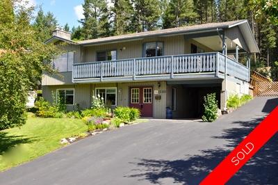 Williams Lake House/Single Family for sale:  4 bedroom 2,500 sq.ft. (Listed 2014-07-25)