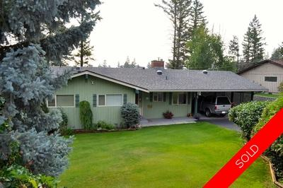 Williams Lake House/Single Family for sale:  4 bedroom 2,800 sq.ft. (Listed 2014-08-07)