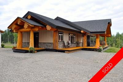 Williams Lake House with Acreage for sale:  3 bedroom 1,893 sq.ft. (Listed 2014-08-25)