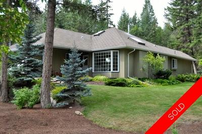 Williams Lake House/Single Family for sale:  3 bedroom 1,600 sq.ft. (Listed 2014-09-02)