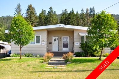 Williams Lake Duplex for sale:  8 bedroom 4,460 sq.ft. (Listed 2014-09-05)
