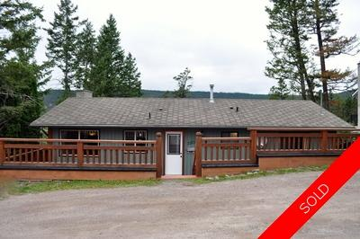 Williams Lake House/Single Family for sale:  3 bedroom 1,851 sq.ft. (Listed 2014-09-07)