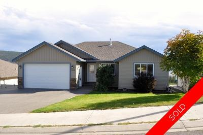 Williams Lake House/Single Family for sale:  4 bedroom 2,690 sq.ft. (Listed 2014-09-24)