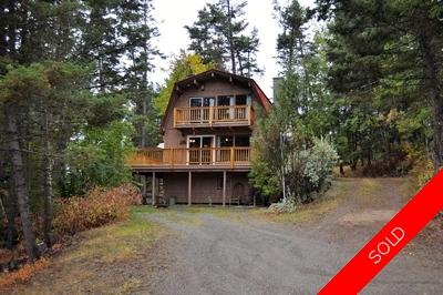 Williams Lake House/Single Family for sale:  4 bedroom 2,148 sq.ft. (Listed 2014-09-29)